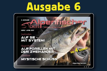 ratis Anglermagazin, Der Alpenfischer, Kostenloses Fischermagazin