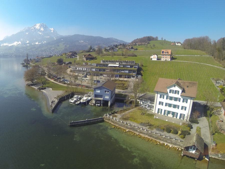 Eawag, See, Forschung, Kastanienbaum
