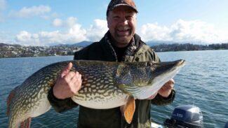Alpenfischer, fischen, angeln, Hecht, C&R, Kapital, Fangbild, Fangmeldung, Wettbewerb