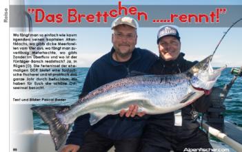 Angeln, Fischen, Kapitale Fänge, Meerforelle, Meeresangeln, Trolling, Ostsee, Rügen-Angeln
