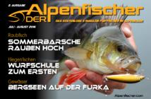 Fliegenfischen, Angler, Fischer, Fischermagazin, Anglermagazin, Alpenraum, Hecht, Forelle, Lachs, Egli, Barsch, Renke, Felche, E-Magazin, kostenlos, gratis, Fischermagazin