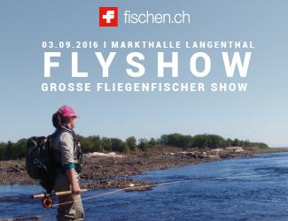 Flyshow 030916, fischen.ch, Uwe Rieder, Christoph Menz, Paul Arden, Fliegenfischen, Fliegenwerfen
