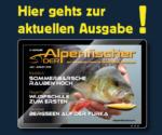 Alpen Fischen, Anglermagazin, fischer-Magazin, Angler, Fischer, Spinnfischen, Fliegenfischen