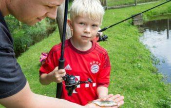 Ferienpass Kinder, Angeln, Fischen, Alpen-Fischen, Alpen-Angeln