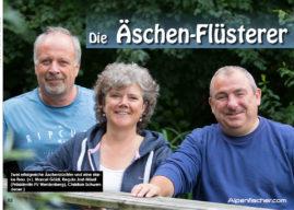 DIE ÄSCHEN-FLÜSTERER