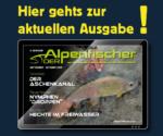 Alpenfischer, Ausgabe September - Oktober, Fischer, Angler, fischen, angeln, Petri-Heil, Petri Heil, ALpenfischer, ALpen fischen, Gratis