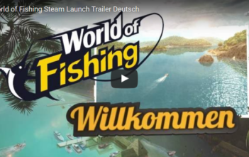 World of Fishing Game, Angler, fischer, angeln, fischen, Alpenfischer, Petri Heil, Computerspiel
