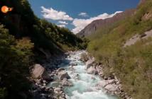 Wasserkraftwerke, Umweltzerstörung, Koeinwasserkraftwerke, Natürlicher Flusslauf, Fischer, Angler, fischen, angeln, Alpenfischer