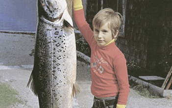 Alpenfischer, Riesenseeforelle, akpitale Seeforelle, Alpenfischer, Petri Heil