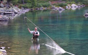 Jagd - Fischereimesse Chur, Alpenfischer, Fischermesse, Anglermesse Chur, Medienpartner Alpenfischer
