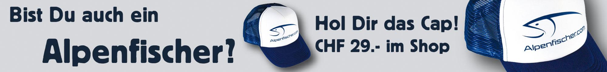 Alpenfischer Onlineshop, Shop Fischen, Shop Angeln