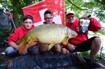 Karpfen, European Carp Fishing Championship for Juniors, Alpenfischer, Schweiz Gewinnt Angelwettbewerb