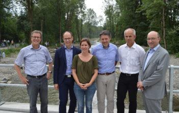 Revitalisierungsprojekt, Werdenberger Binnenkanal, Renaturierung, Alpenfischer, fischen, angeln