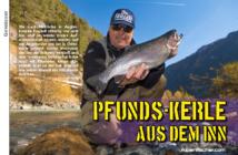Angeln, Fischen, Inn, Äschenfischen