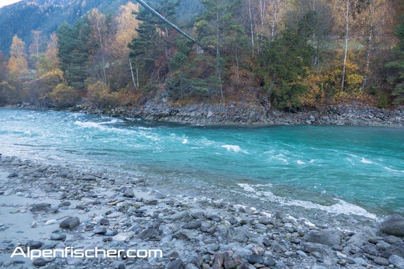 Inn, fischen, Alpenfischer, Pfunds