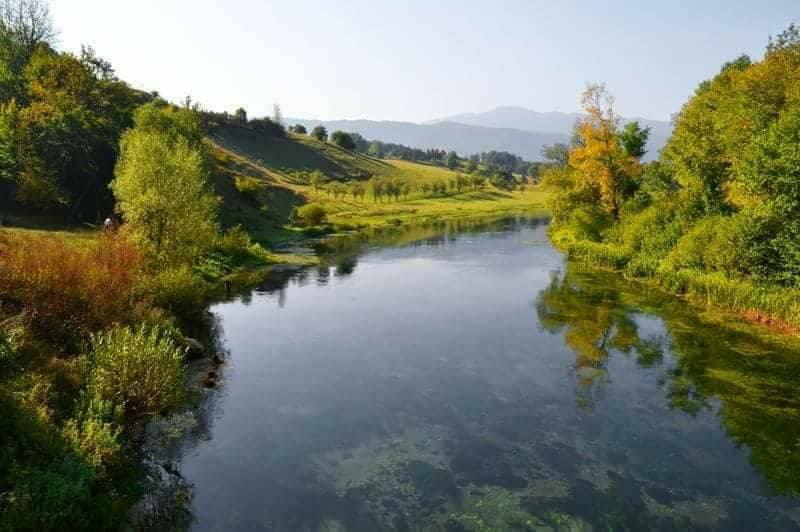 Ribnik, Bosnien, Alpenfischer