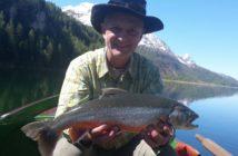Saibling, Engadin, ALpensee angeln, Bergseefischen, Alpenfischer