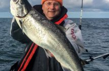 Fischen, Alpenfischer, Meerforelle