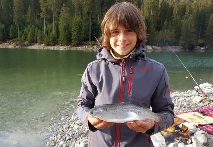 Sufnersee, Refo, Mückensatz, Jungfischer, Bergseefischen, Alpenfischer, Fangmeldung
