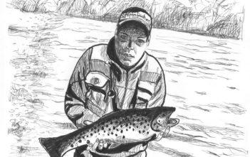Fangmeldung, Querdenker, Fischer, Angler, Alpenfischer, Petri Heil