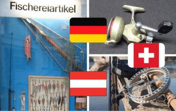 Angelgerät Made in?, Alpenfischer, Herstller Angelgerät Europa