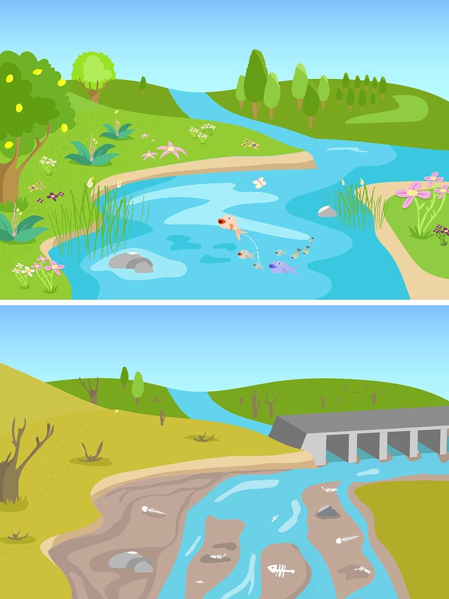 Rösti_16452, Referenzzustand, Ausgangszustand_Kraftwerk Wasserkraftwerk Schwindel. alpenfischer.com